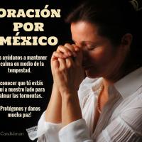 Oración por México