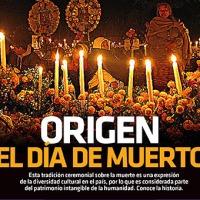 #Infografia Origen del Día de Muertos