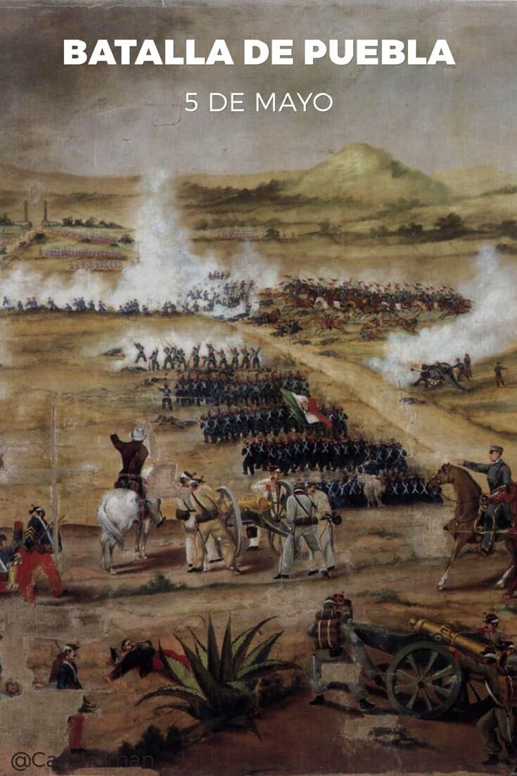 20160505 Batalla de Puebla 5 de mayo - @Candidman pinterest