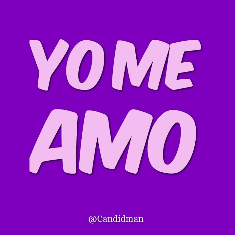 20160514 Yo me amo - @Candidman