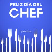 #DiaInternacionalDelChef 20 de octubre Día Internacional del Chef