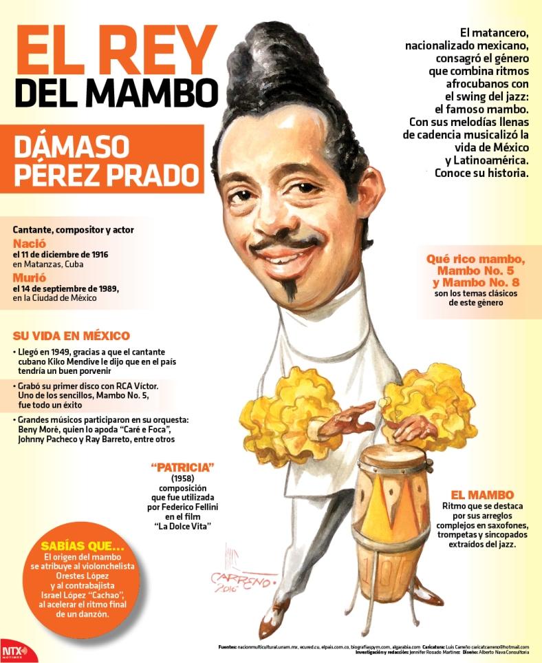 Dámaso Pérez Prado