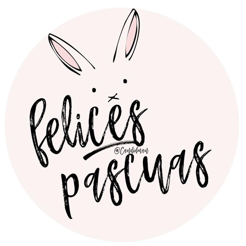 20170416 Felices Pascuas - @Candidman
