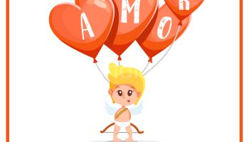 Diadelamor Cupido Sanvalentin Candidman Candidman