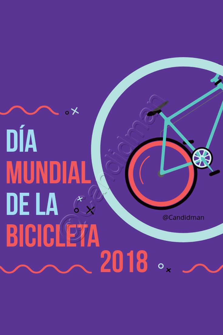 20180603 Día Mundial de la Bicicleta 2018 - @Candidman Pinterest W