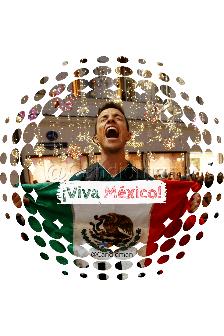 20180623 ¡Viva México! - @Candidman Pinterest W X